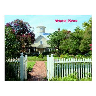 Cupola House Postcard