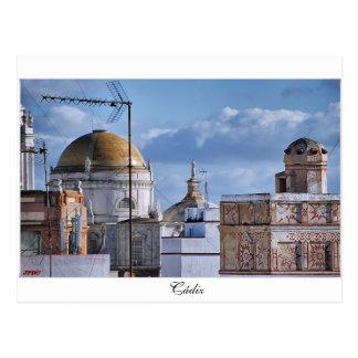 Cupolas of Cadiz Postcards
