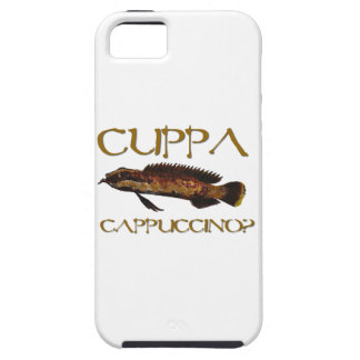 Cuppa cappuccino? iPhone 5 cases