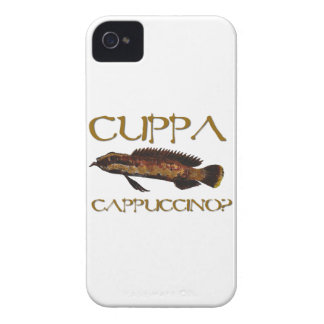 Cuppa cappuccino? iPhone 4 covers