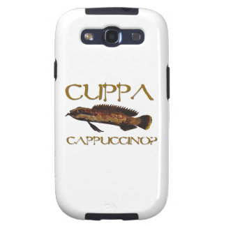 Cuppa cappuccino? galaxy SIII cases