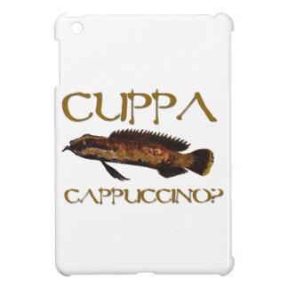 Cuppa cappuccino? iPad mini cover