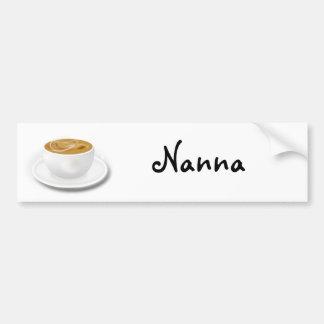 Cuppa Coffee Bumper Sticker