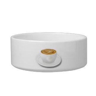 Cuppa Coffee Pet Food Bowls