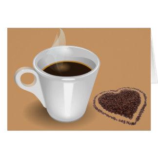 Cuppa Cuppa Burnin' Love Card
