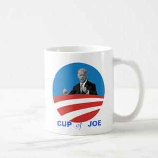 Cuppa Joe Biden - Stern Classic White Coffee Mug