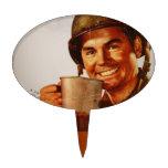 Cuppa Joe Figura De Tarta