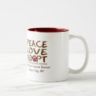 Cuppa Joe? Two-Tone Coffee Mug