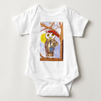 Cuppa Mousie Baby Bodysuit