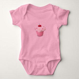 Cuppy Cake Baby Bodysuit