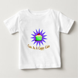 Cuppy Cake Baby T-Shirt