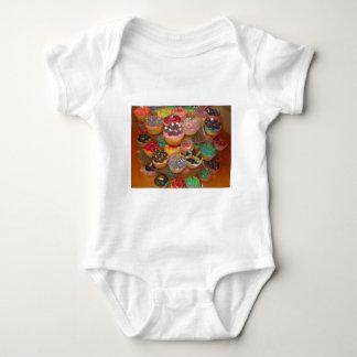 Cuppy cakes baby bodysuit