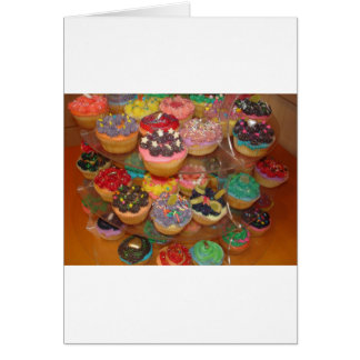 Cuppy cakes card