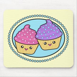 Cuppy Cakes Friends Kawaii Mousepad