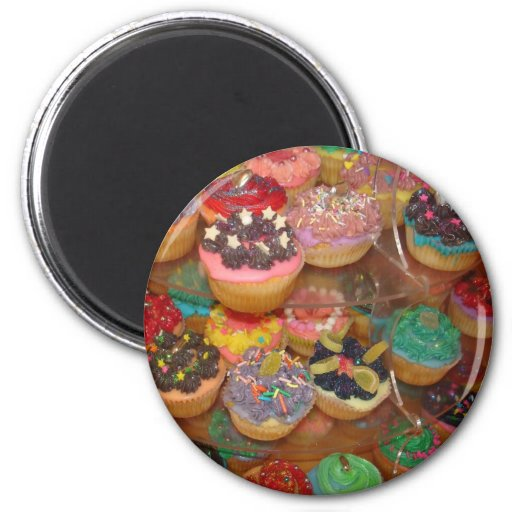 Cuppy cakes magnets