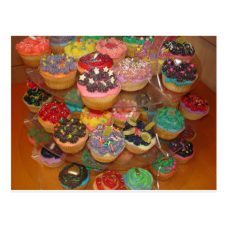 Cuppy cakes postcard