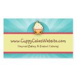 CuppyCake Business Card