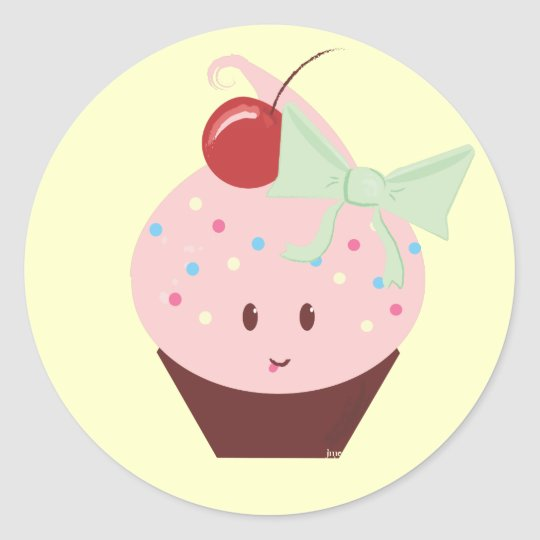 CuppyCake Stickers