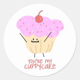 Cuppycake the Sticker