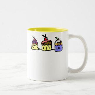 cuppycakes mug