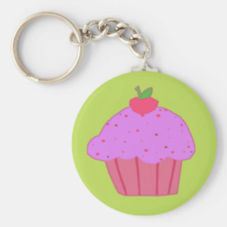 CuppyCakey Keychain