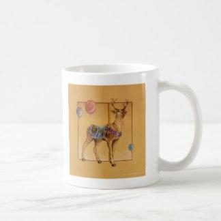 Cups - Carousel Reindeer or Elk
