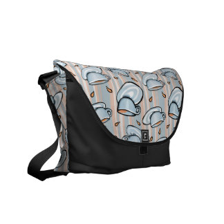 Cups Medley blue Messenger Bag