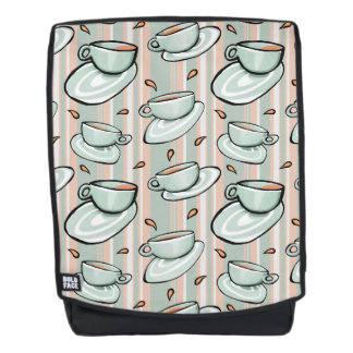 Cups Medley green Backpack + Face