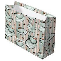 Cups Medley green Gift Bag