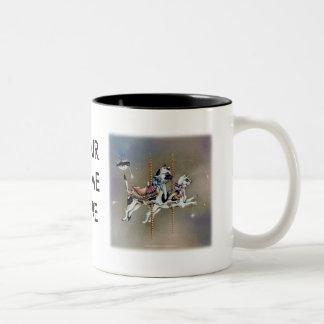 Cups, Mugs - Carousel Cats SQ