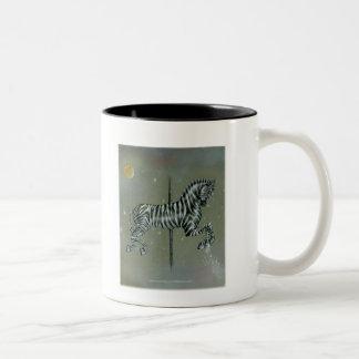 Cups, Mugs - Carousel Zebra