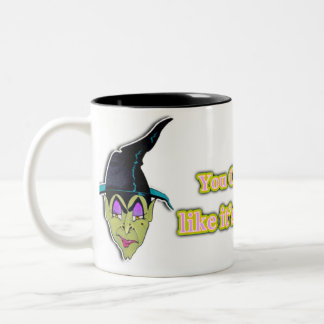 Cups, Mugs - Halloween Witch