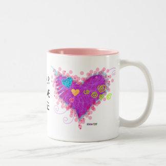 CUPS, MUGS - HEARTS A FIRE!