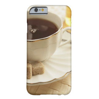 Cups of coffee and sugar. barely there iPhone 6 case