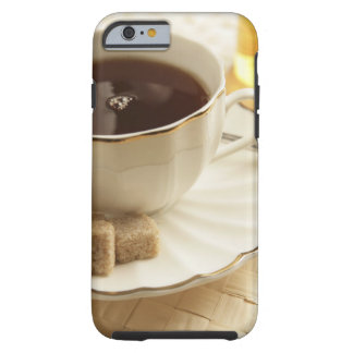 Cups of coffee and sugar. tough iPhone 6 case