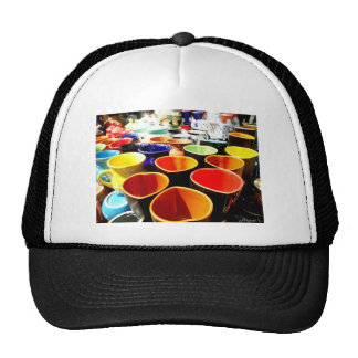 cups of luv.. trucker hat