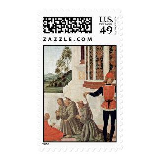 Cura de los detalles de los chicas de Perugino Envio