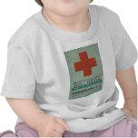 Cura en comunidad camisetas
