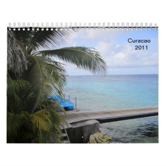 Curacao   2012 Underwater Calendar