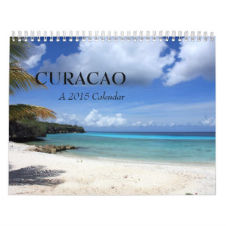 Curaçao 2015 hace calendarios