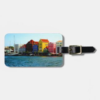 Curacao Anabay Travel Bag Tags