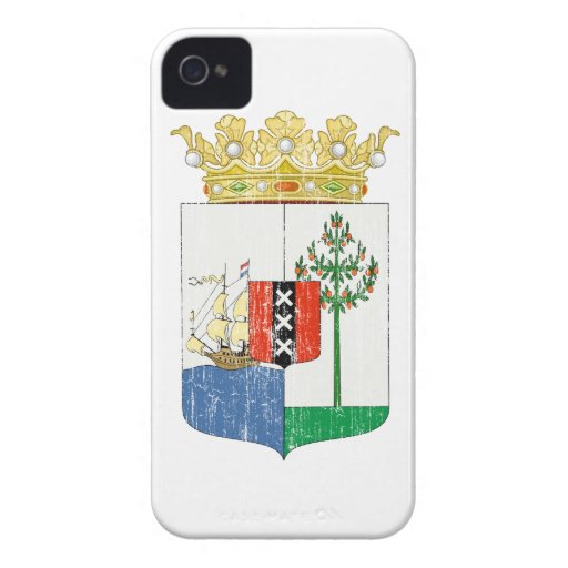 Curacao Coat Of Arms Blackberry Bold Covers