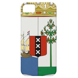 Curaçao Coat of Arms iPhone 5 Case