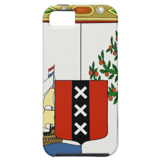 Curaçao Coat of Arms iPhone 5 Cases