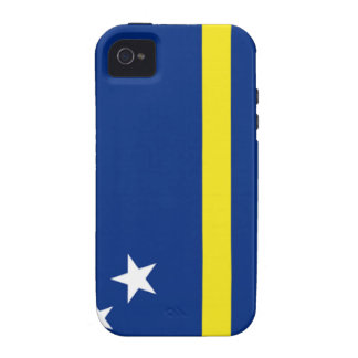 Curaçao Flag iPhone 4/4S Cover