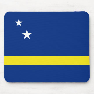 Curacao Flag Mouse Pad