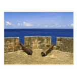Curacao. Fort Beekenburg Caracas Bay. Post Card