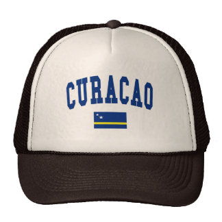 CURACAO TRUCKER HAT