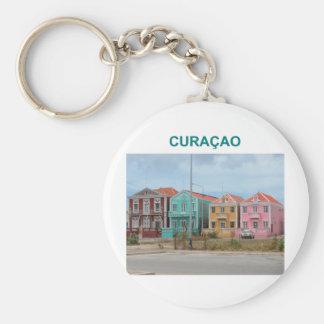 Curaçao Llavero Personalizado