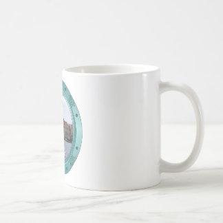 Curacao Porthole Coffee Mug